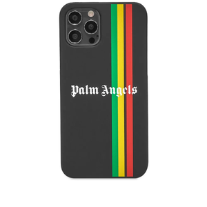 유럽직배송 Palm Angels Palm Angels Exodus Logo iPhone 12 Pro Case PMPA030S21PLA0051001