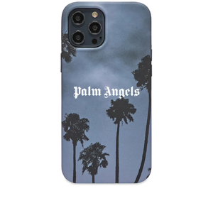 유럽직배송 Palm Angels Palm Angels Palms Boulevard Logo iPhone 12 Pro Max Case PMPA031S21PLA0011001