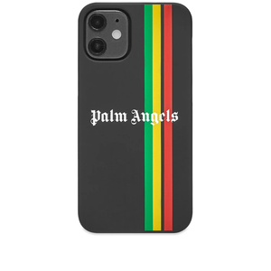 유럽직배송 Palm Angels Palm Angels Exodus Logo iPhone 12 Case PMPA029S21PLA0051001