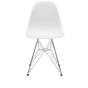유럽직배송 Vitra Vitra Eames DSR Side Chair Chrome Legs 44030000-CR-WT