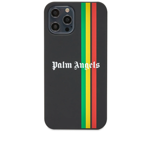유럽직배송 Palm Angels Palm Angels Exodus Logo iPhone 12 Pro Max Case PMPA031S21PLA0021001